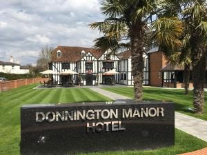 Picture of Donnington Manor Hotel