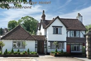 Boxmoor Lodge Hotel Restaurant & Conference Centre