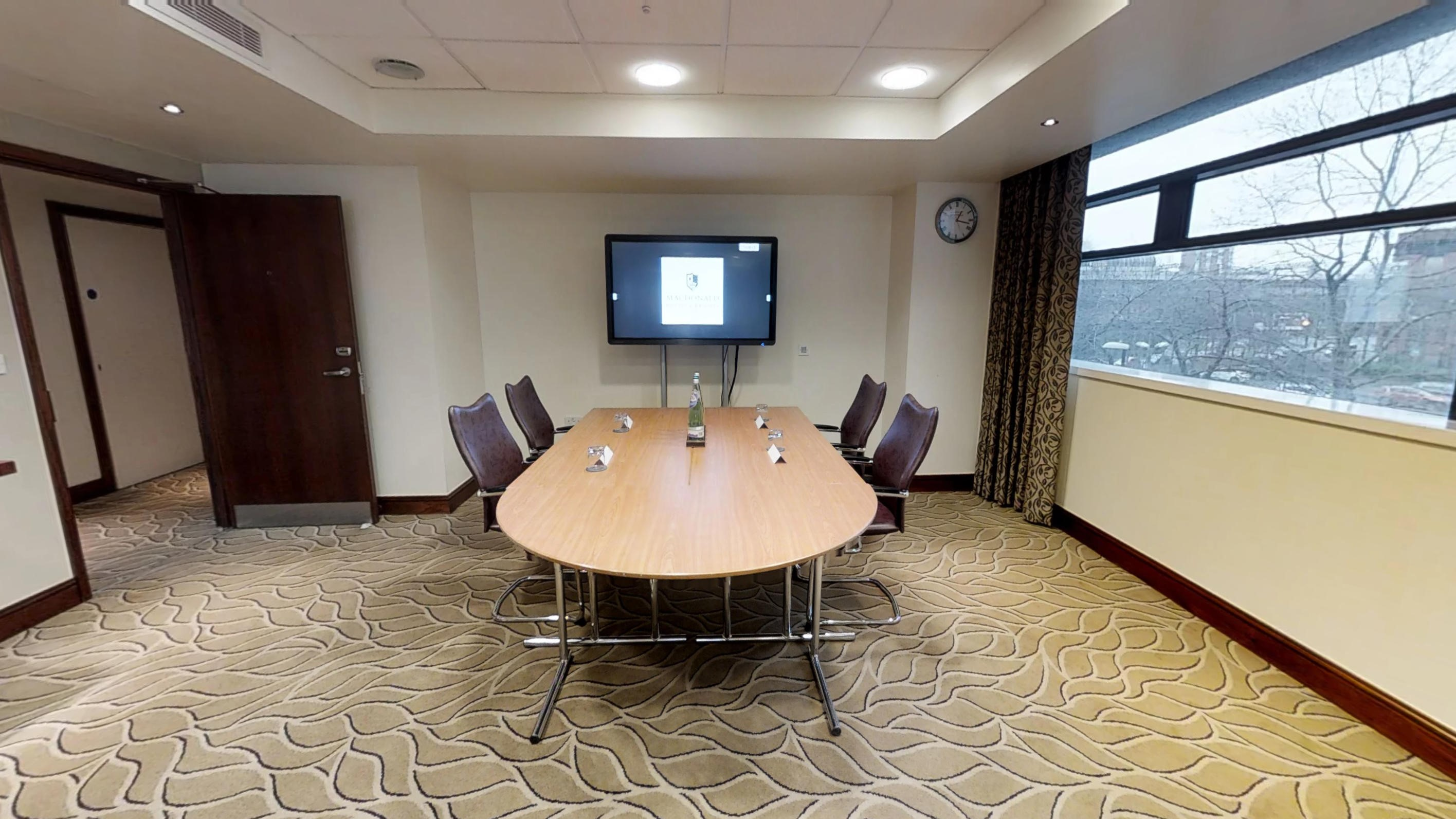 Meeting Room 2 & 4 Configurations