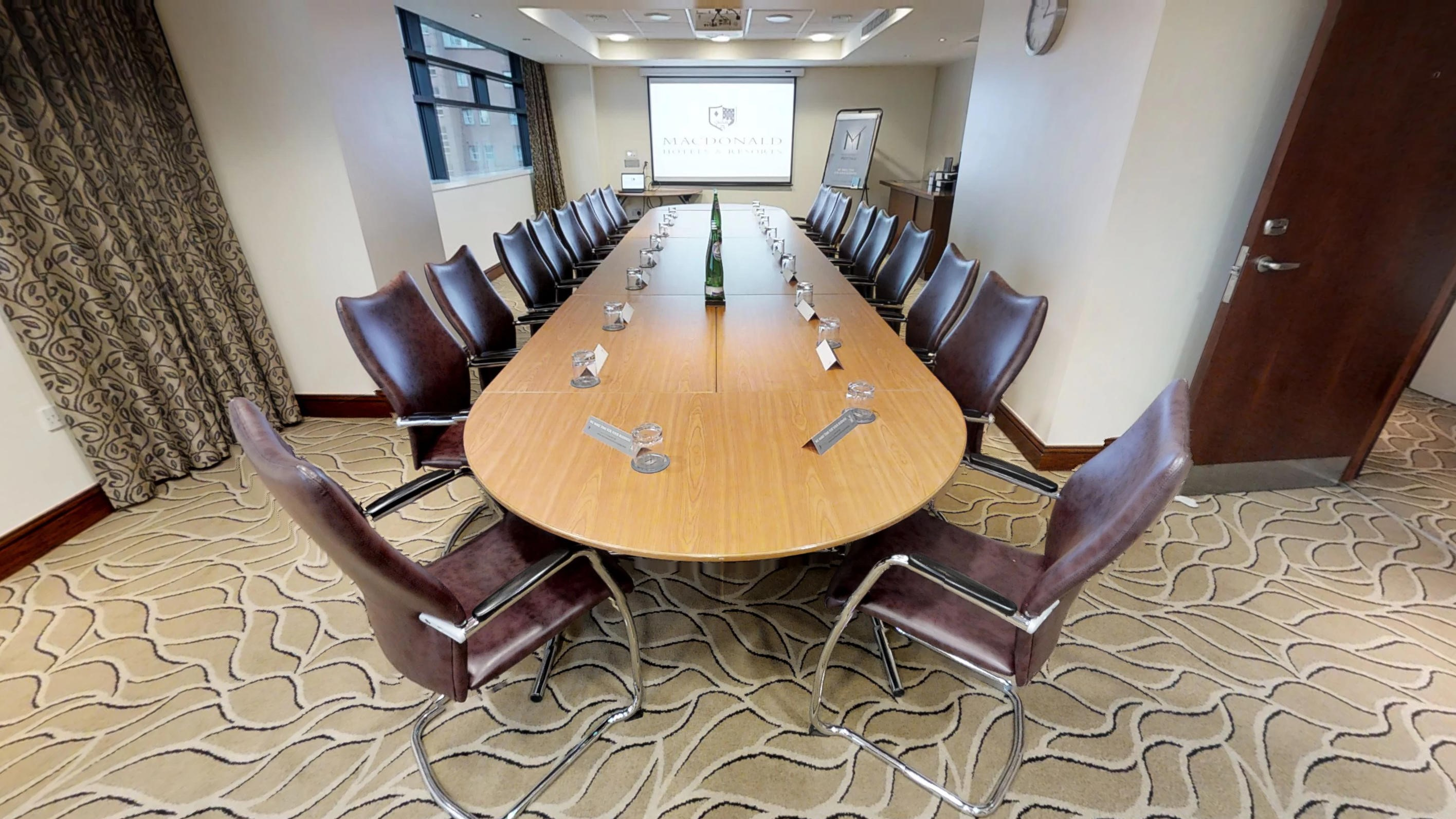 Meeting Rooms 3, 4, 5 & 7 Configurations