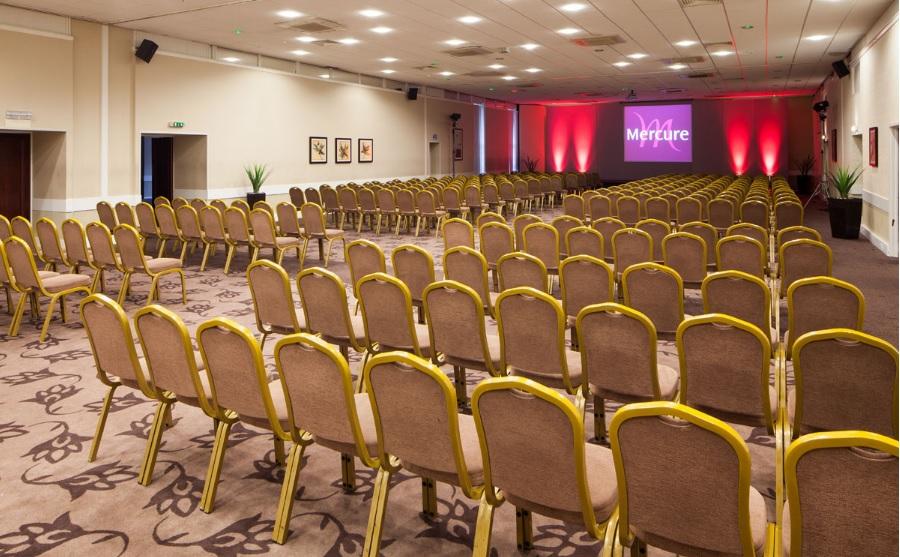 Conference Venue Details Mercure Maidstone Great Danes