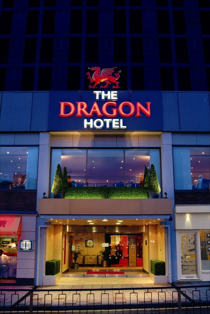 Picture of Dragon Hotel Swansea
