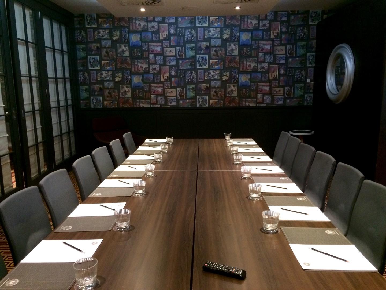 Conference Venue Details Malmaison London Islington London