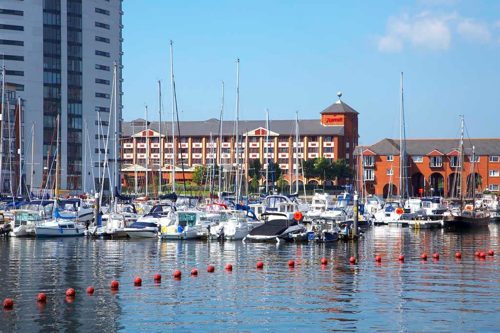 Picture of Swansea Marriott Hotel