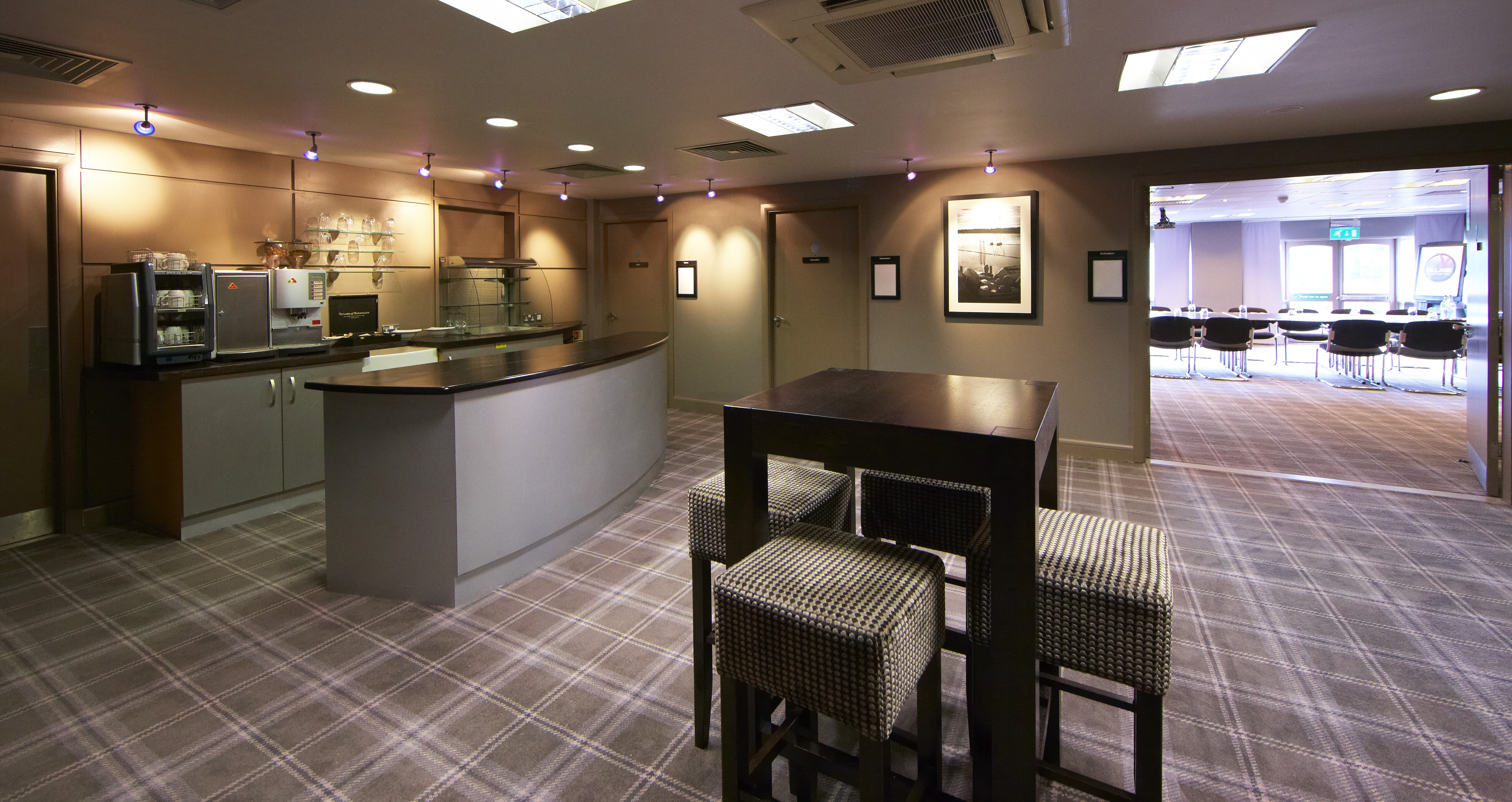 conference venue details village hotel birmingham walsall
