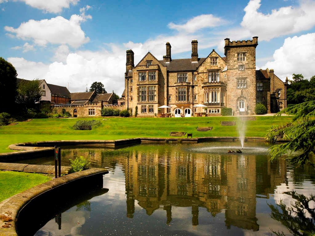 Picture of Breadsall Priory, A Marriott Hotel & Country Club