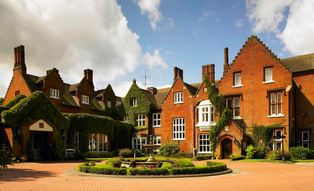 Picture ofSprowston Manor Marriott Hotel & Country Club