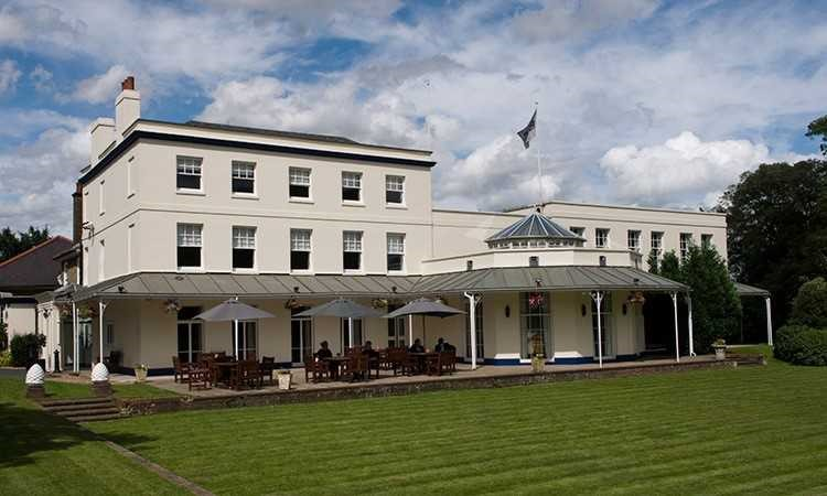 Picture ofStifford Hall Hotel