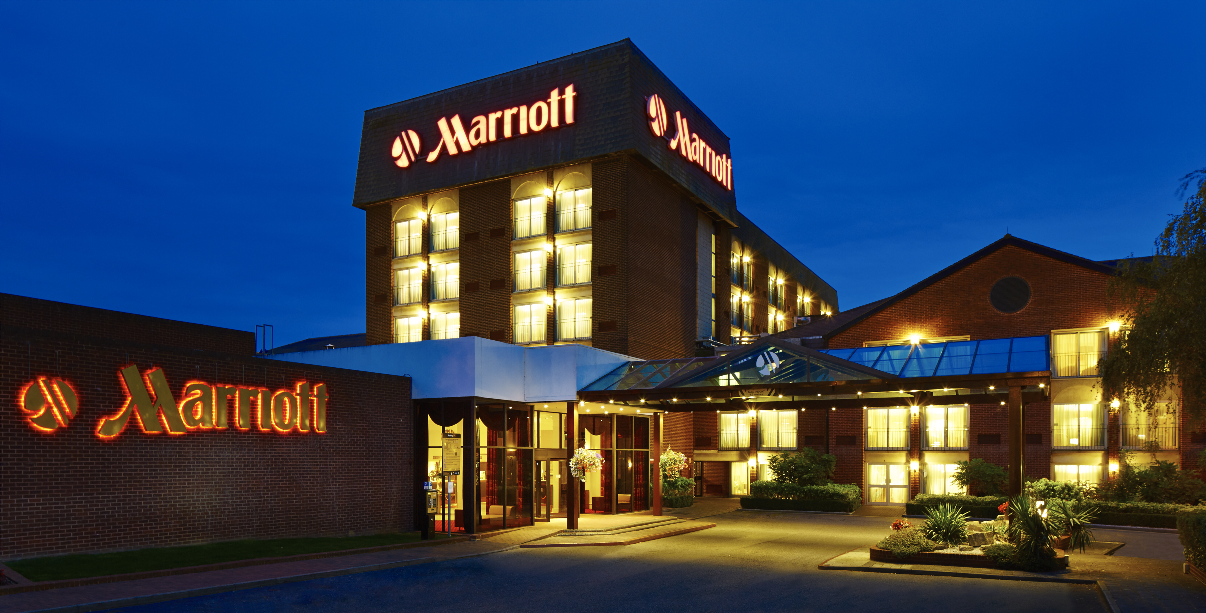 Heathrow Airport Hotels Marriott
