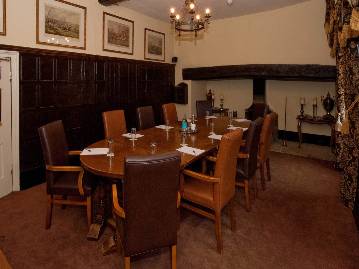 The Fitzwilliam Room