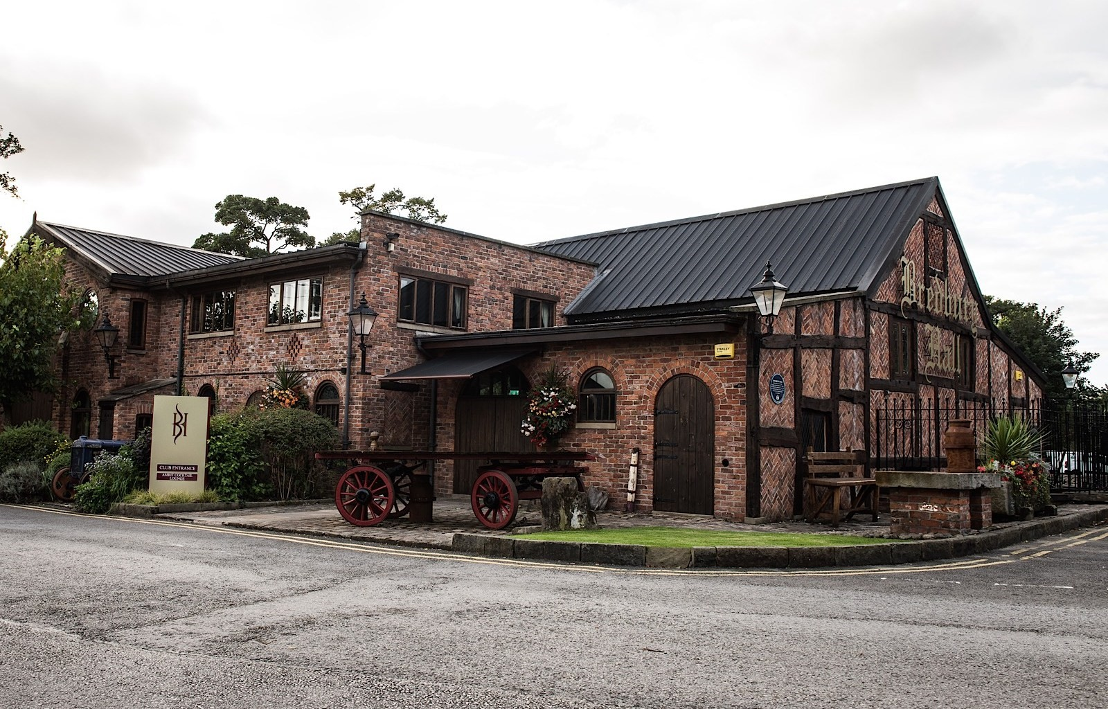 Picture of Bredbury Hall Hotel