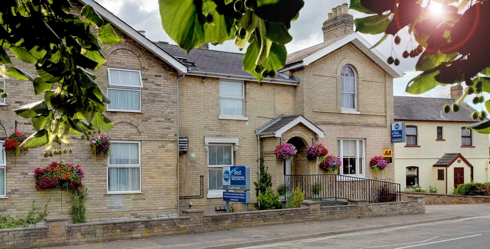 Picture of  Best Western Claydon Hotel