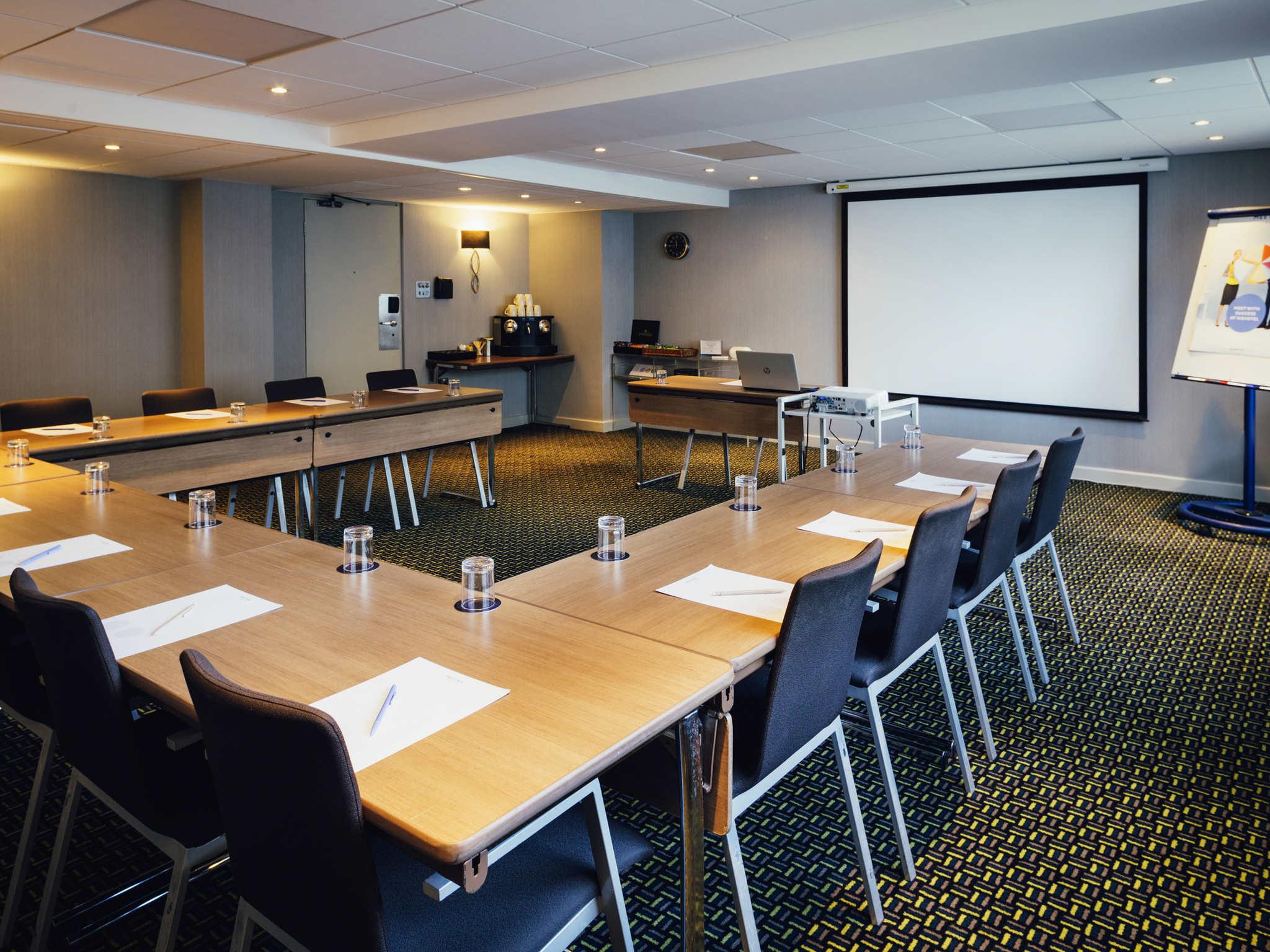 Conference Venue Details Novotel Nottingham East Midlands