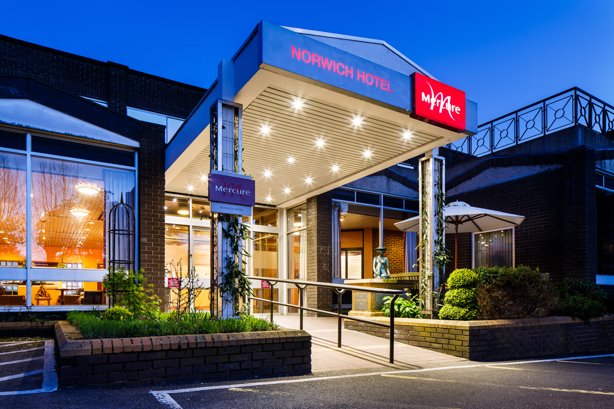 Norwich Mercure Hotel Room Rates For Delegates