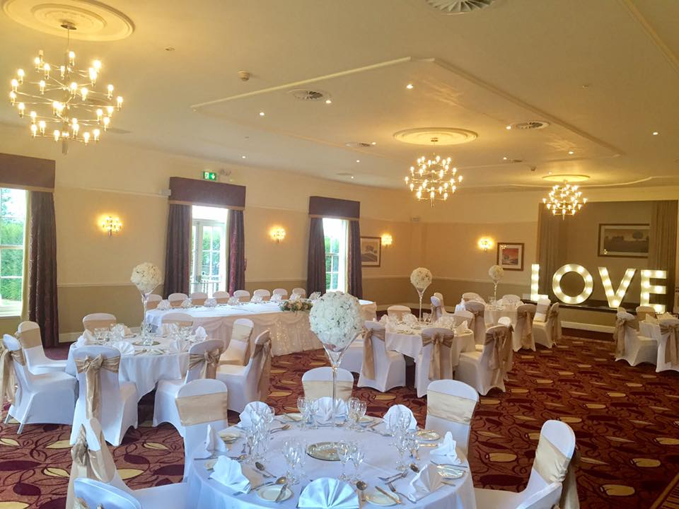 Conference Venue Weddings Hilton Puckrup Halltewkesbury