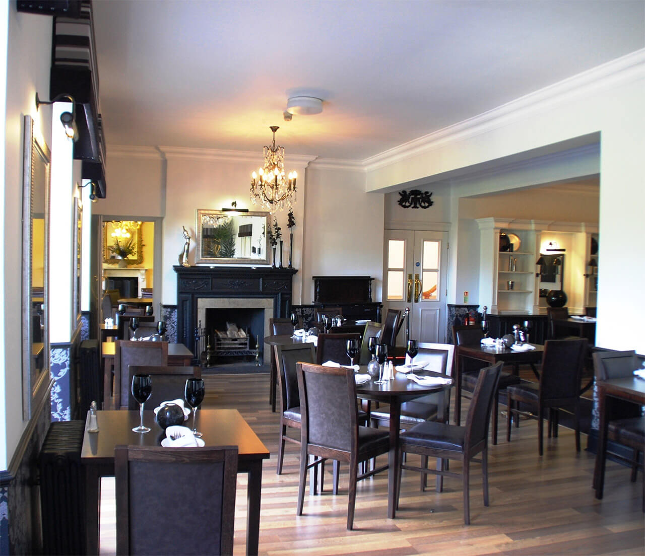 Pictures Of Rooms At The Craiglands Hotel