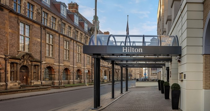 Picture of Hilton Cambridge City Centre