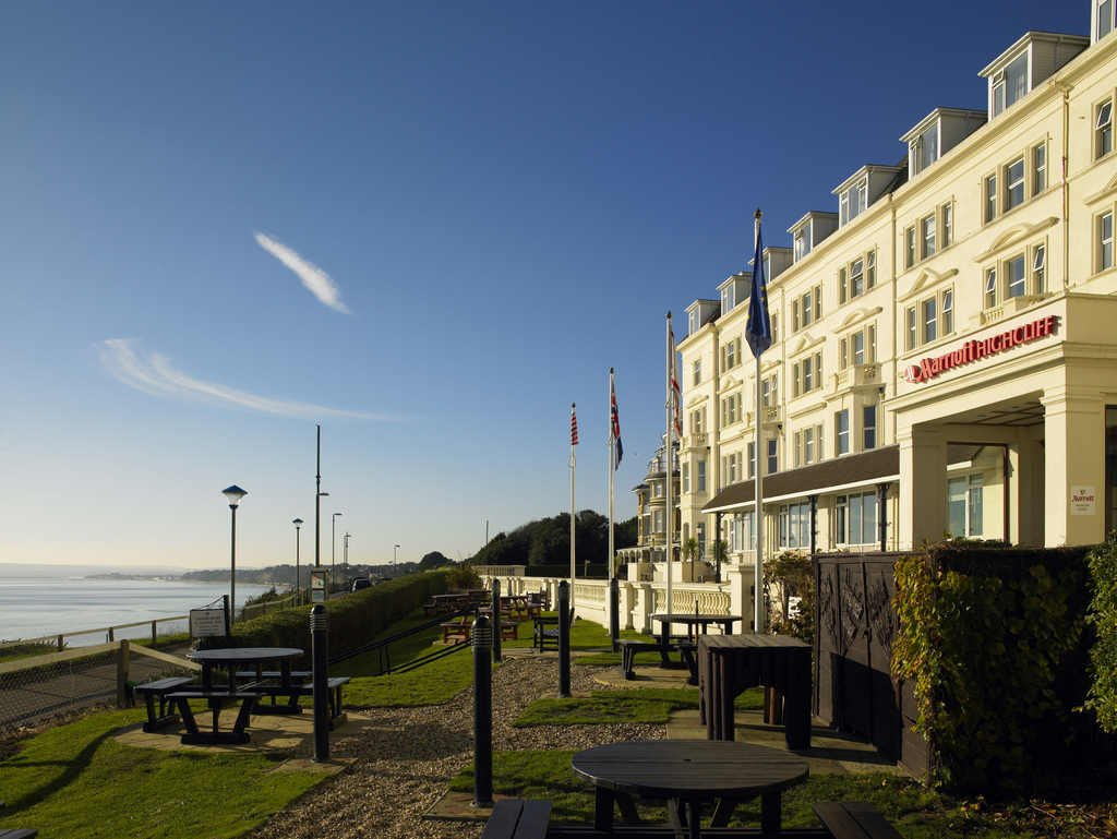 Collaborative Work Classroom ~ Conference venue details bournemouth highcliff marriott