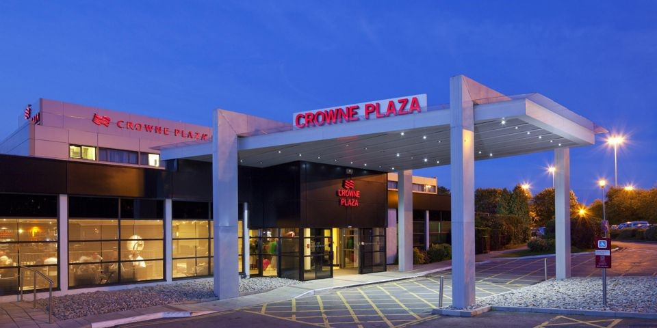 Picture ofCrowne Plaza Manchester Airport