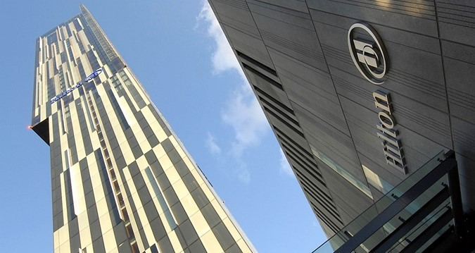 Picture of Hilton Manchester Deansgate