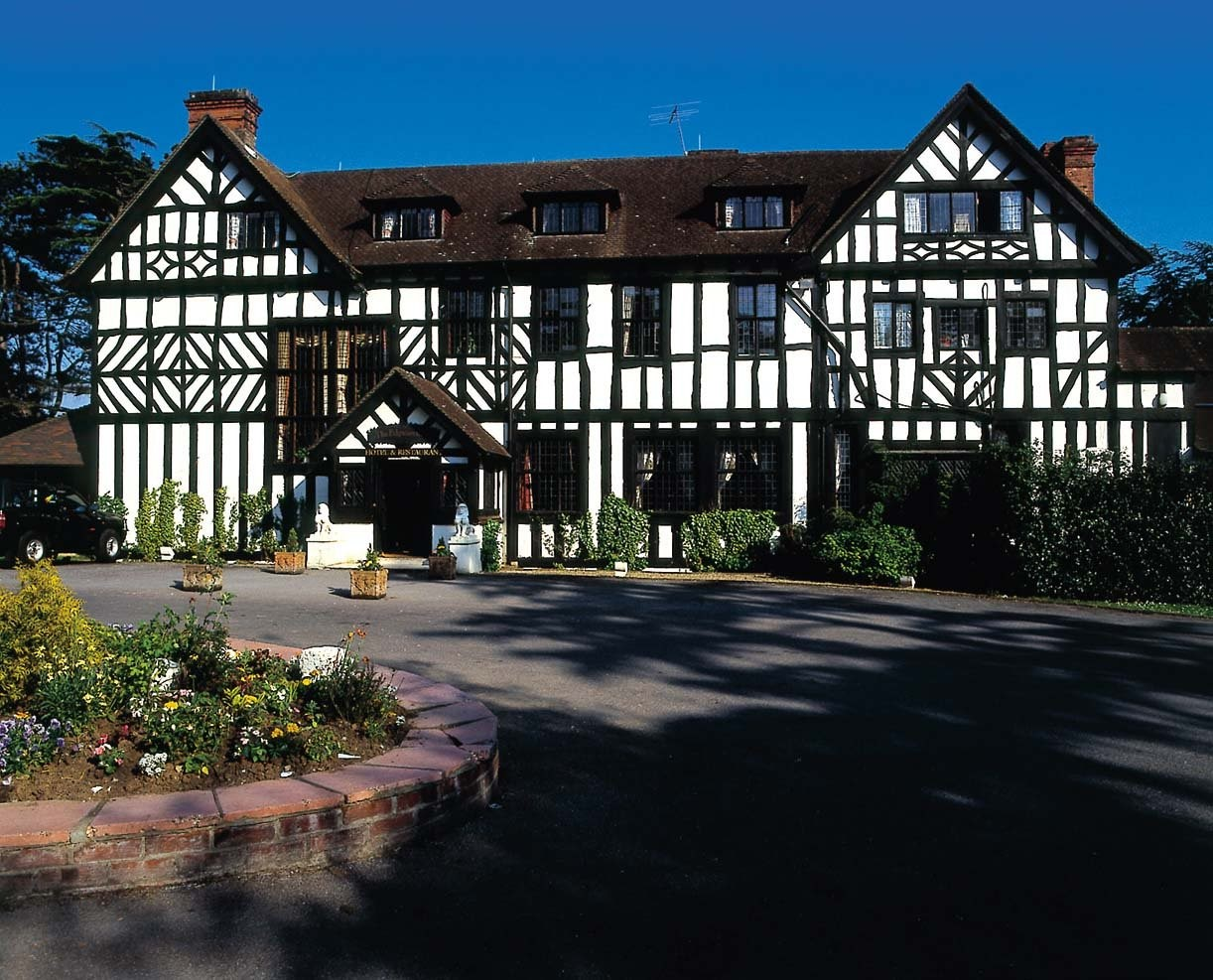 Picture of Laura Ashley, The Manor Hotel