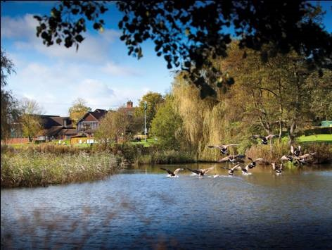Picture of Barnham Broom Hotel, Golf & Spa