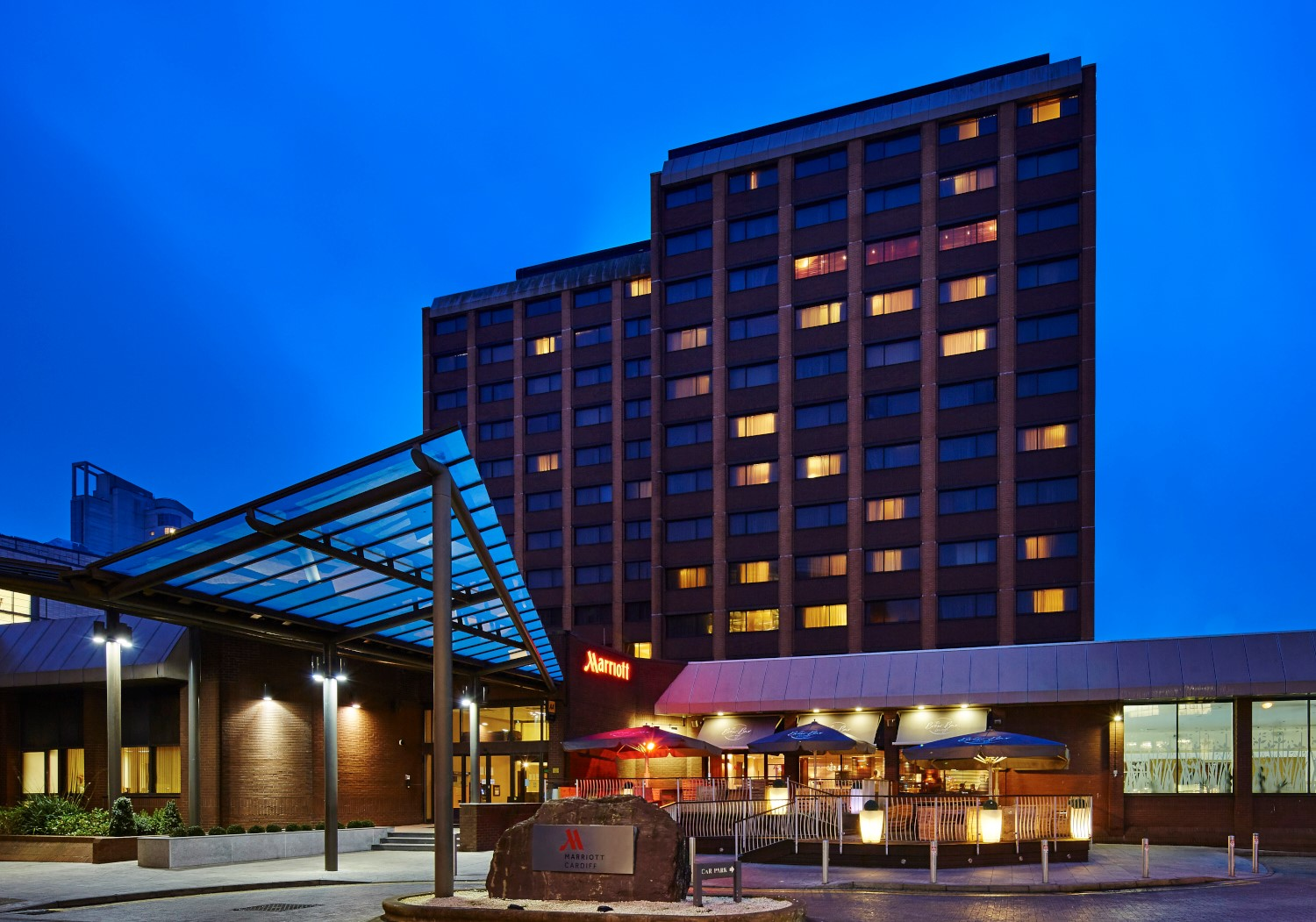 Picture of Cardiff Marriott Hotel