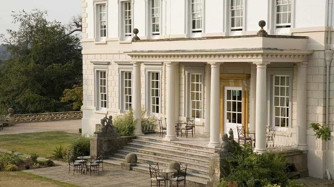 Buxted Park Country House Hotel