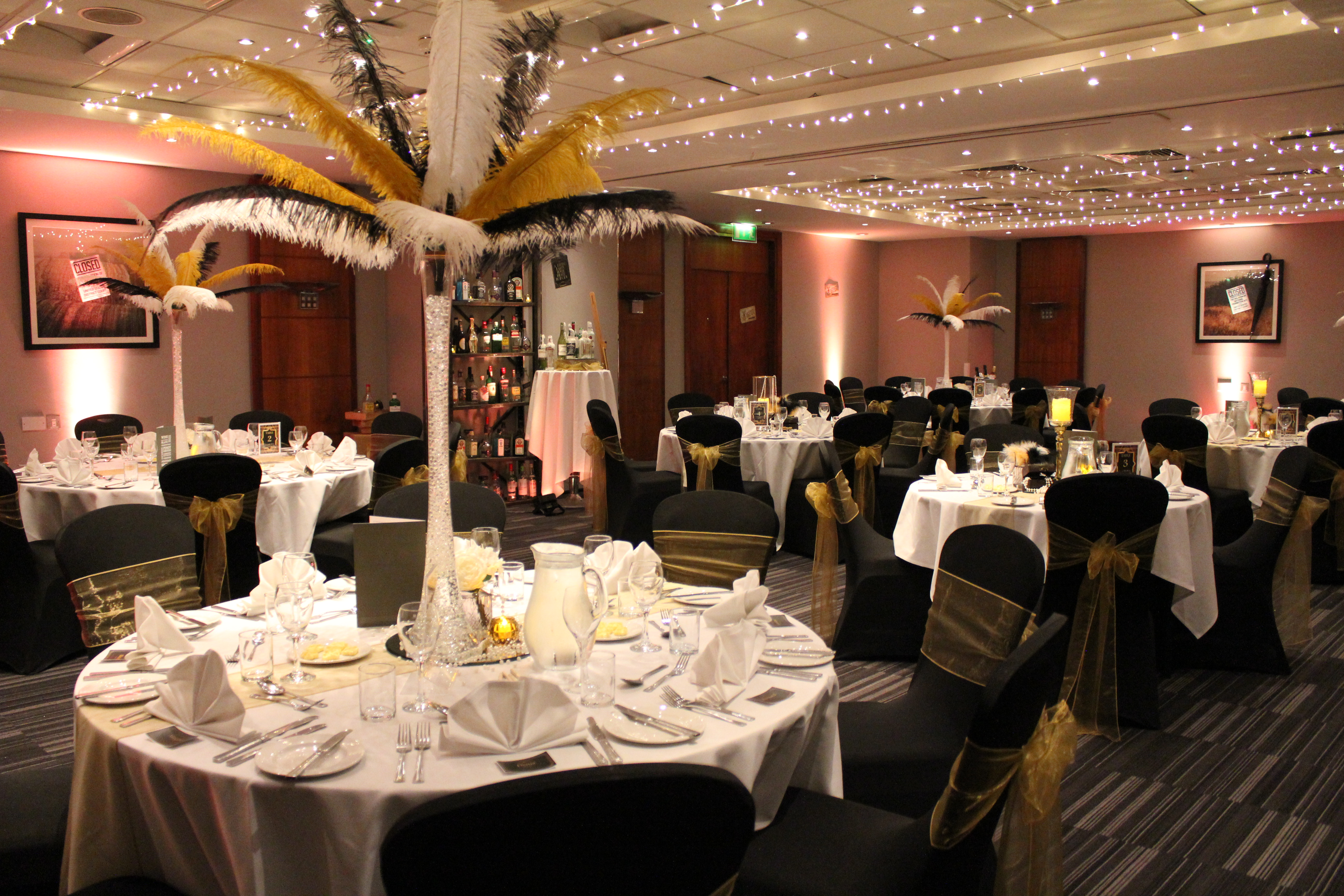 Holiday Inn London Bexley Photo Gallery Black Prince Dinner Party