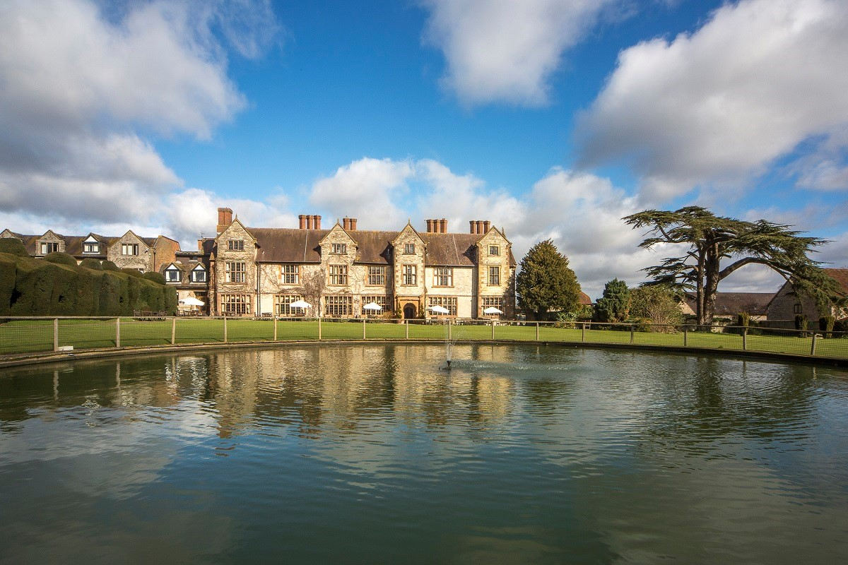 Picture of Billesley Manor Hotel