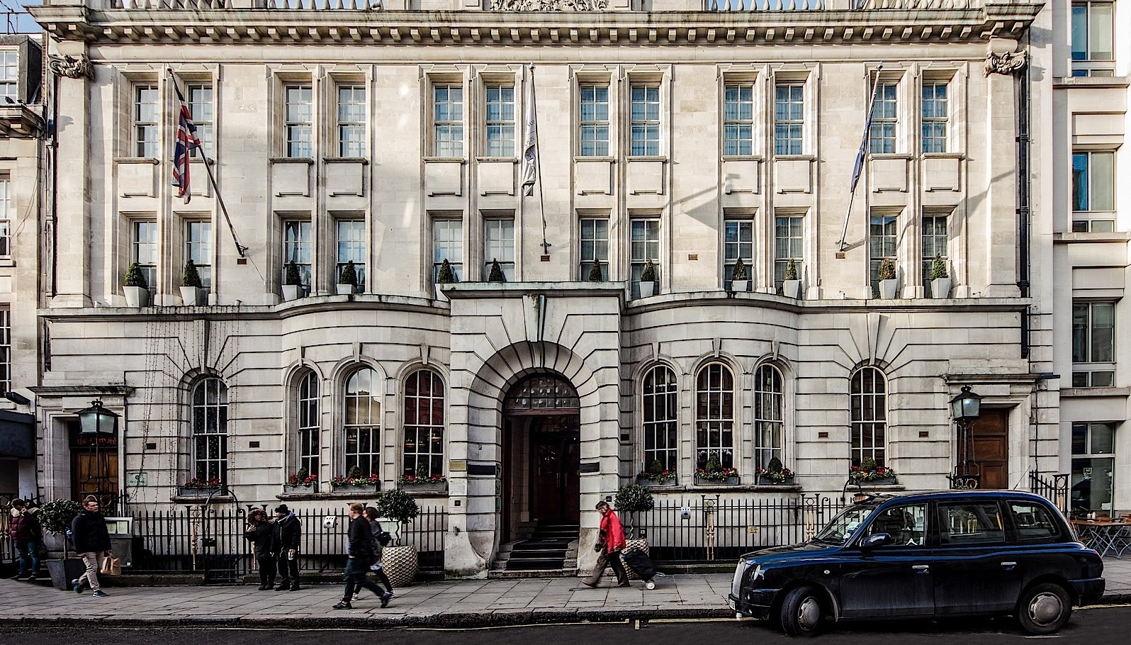 Conference venue details courthouse hotel london oxford for Find hotels in london