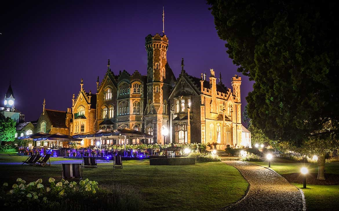 Picture of The Oakley Court Hotel