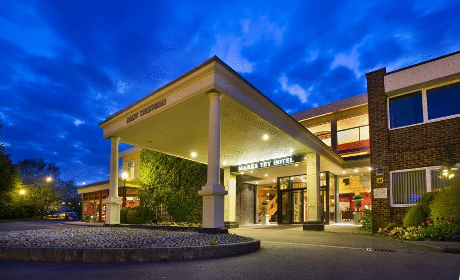 Picture of Best Western Marks Tey Hotel