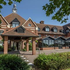 Doubletree By Hilton Stratford Upon Avon