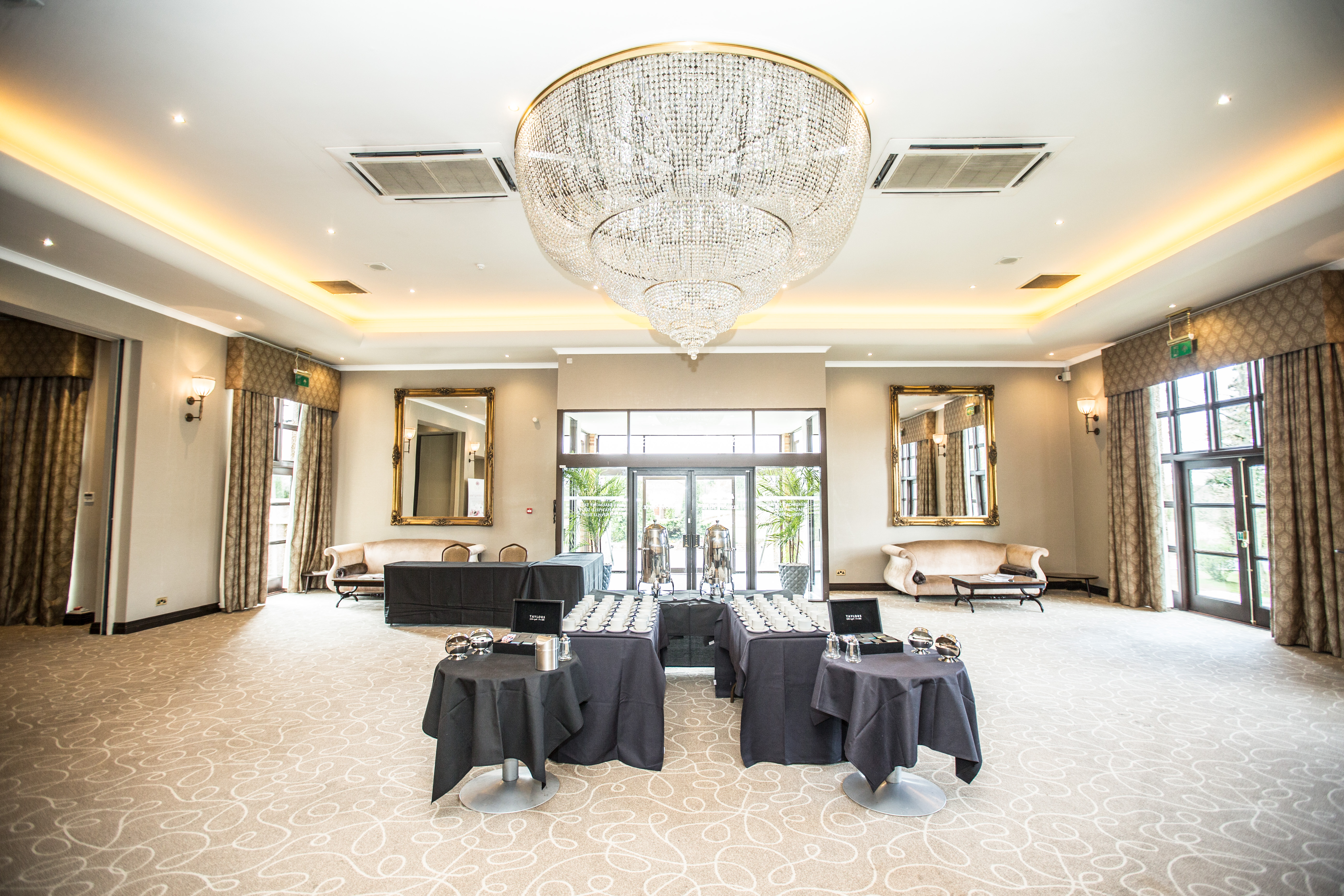 Hotel Foyer Spa : Conference venue details ramside hall hotel golf and spa