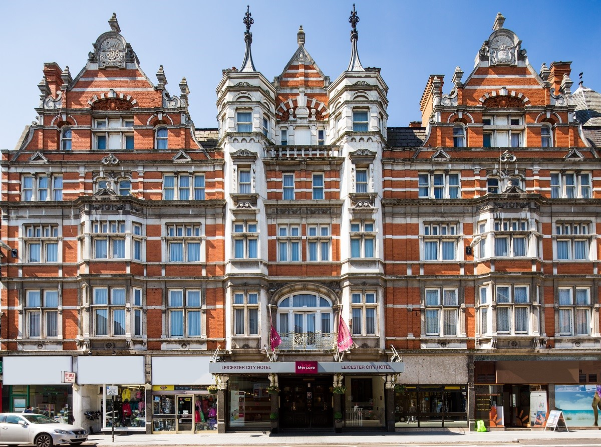 Picture of Mercure Leicester The Grand Hotel