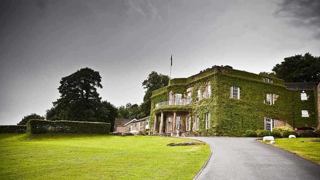 Picture of Wood Hall Hotel & Spa