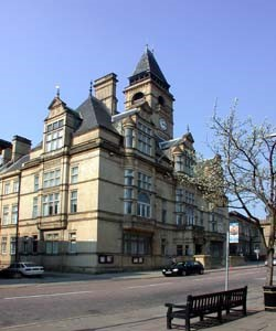 Picture of Wakefield Town Hall