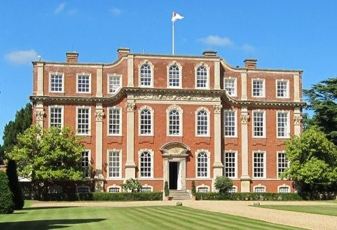 Picture of Chicheley Hall, Chicheley
