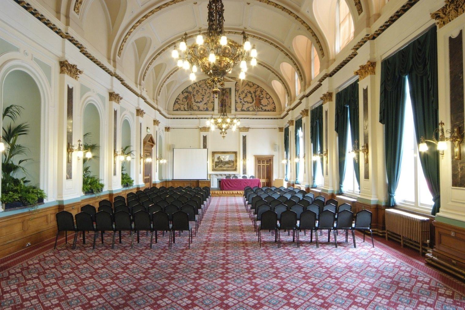 Reception Classroom Design ~ Conference venue details council house banqueting suite