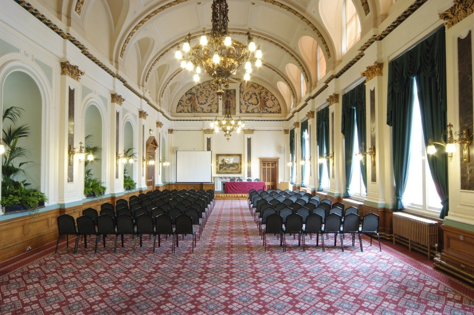 Birmingham council house wedding