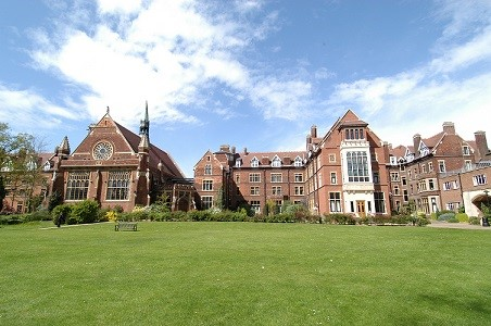 Picture of Homerton College