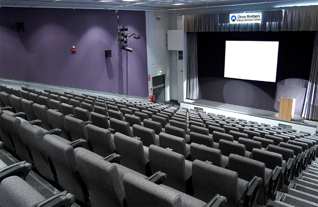 Tiered Lecture Theatre