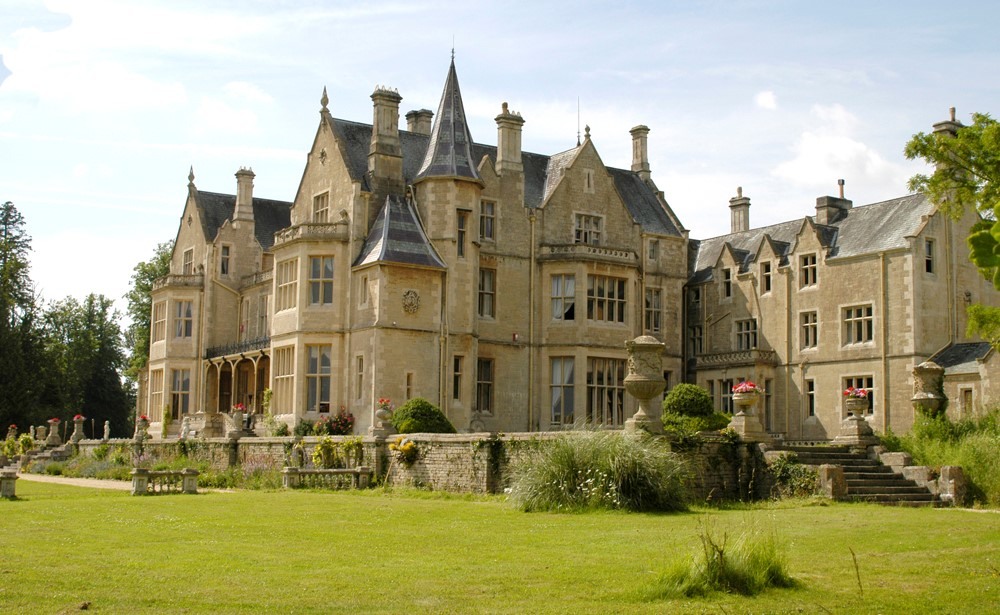 Picture of Orchardleigh House