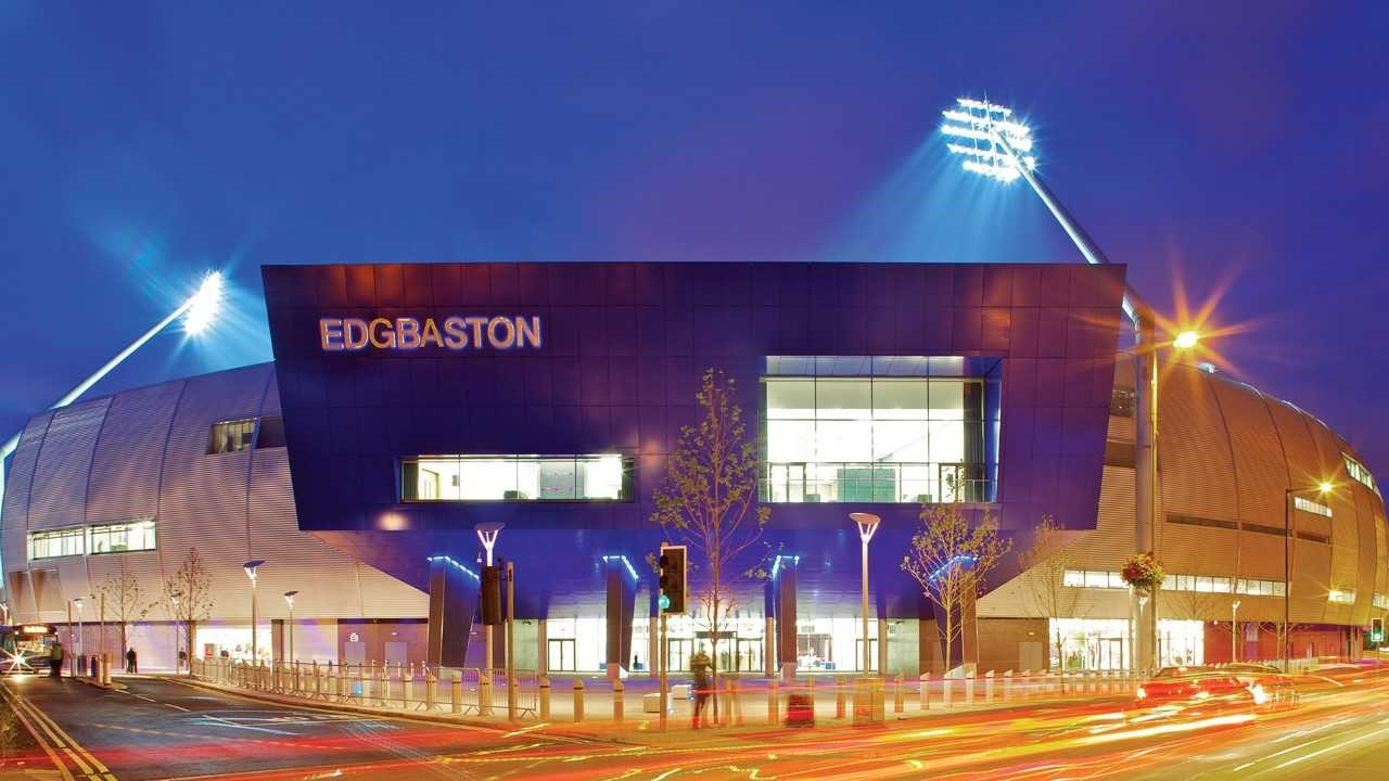 Picture of Edgbaston Cricket Ground