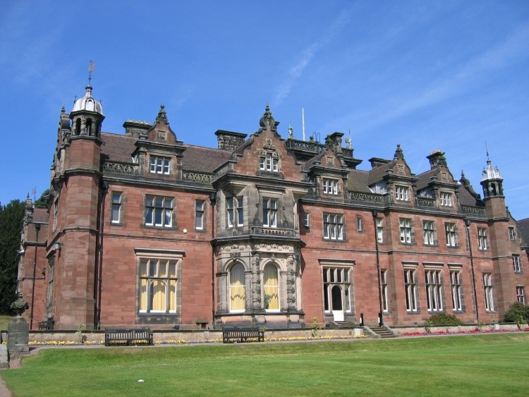 Picture of Keele University Conferences And Events