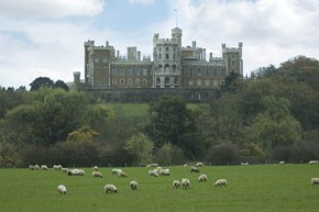 Picture of Belvoir Castle