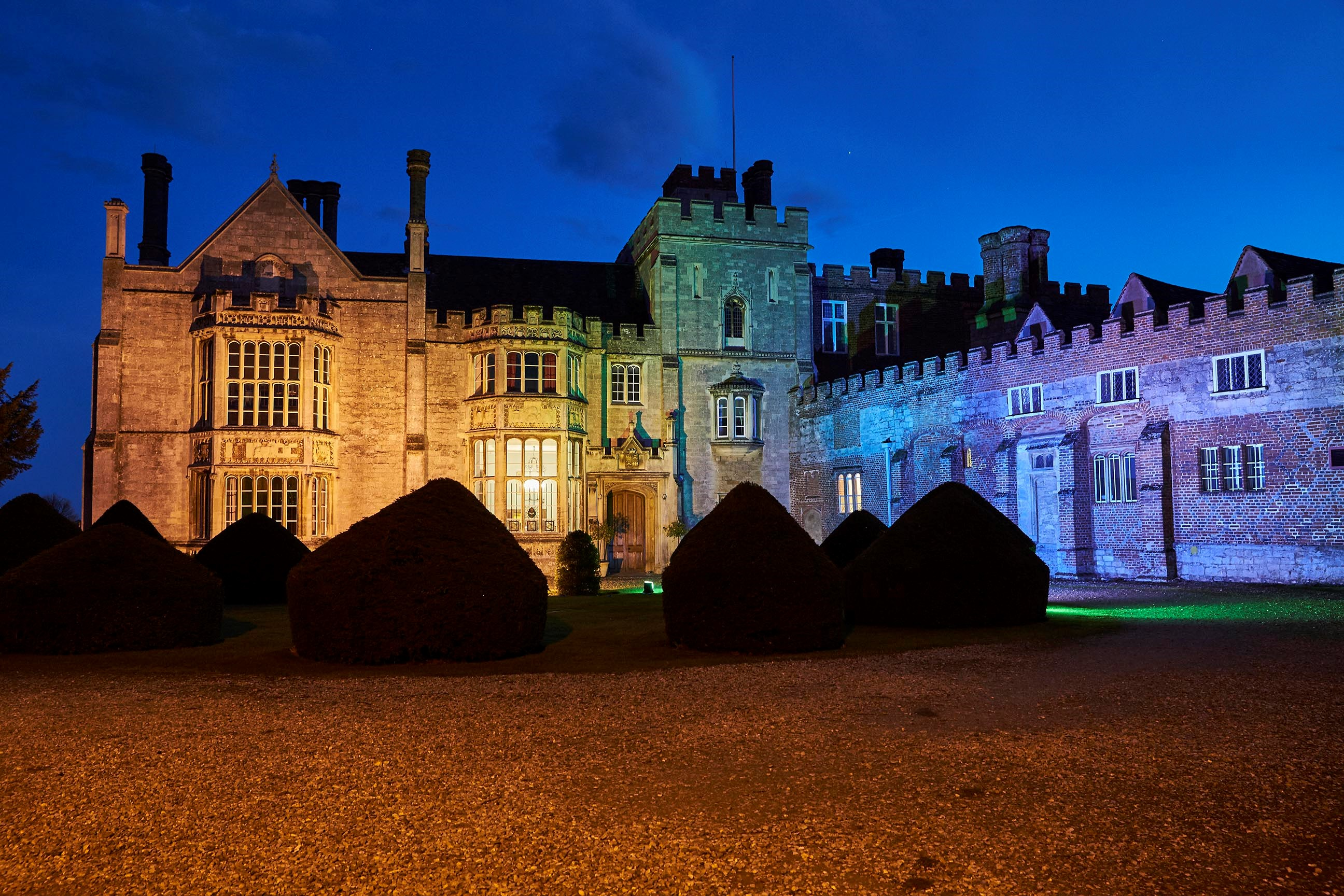 Picture of Hinchingbrooke House & Performing Arts Centre