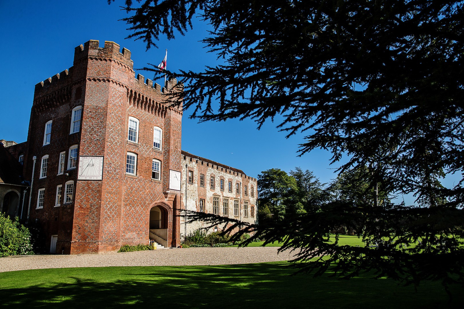 Farnham Castle Conference Centre
