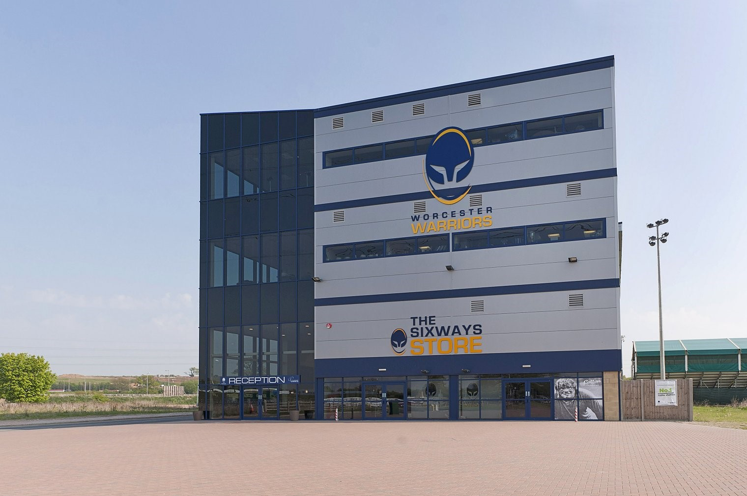 Picture of Sixways Stadium